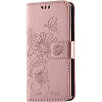 kazineer Case for Samsung Galaxy S10 Plus, Premium Leather Flip Wallet Cover with Card Slots Phone Case for Samsung…