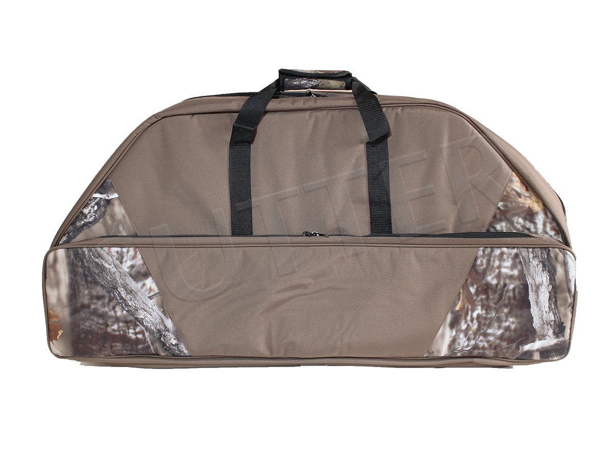 Premium Bow Case 100for Compound Bow–Lockable with Outer Pocket SUTTER®