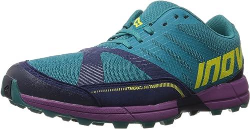 Navy Inov8 Terraclaw 220 Womens Trail Running Shoes