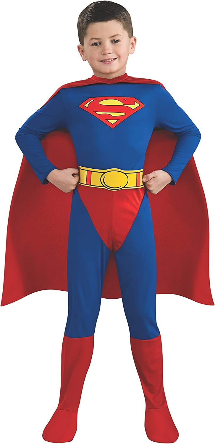B0000AI44G Superman Child's Costume, Small 71EOVG9baWL