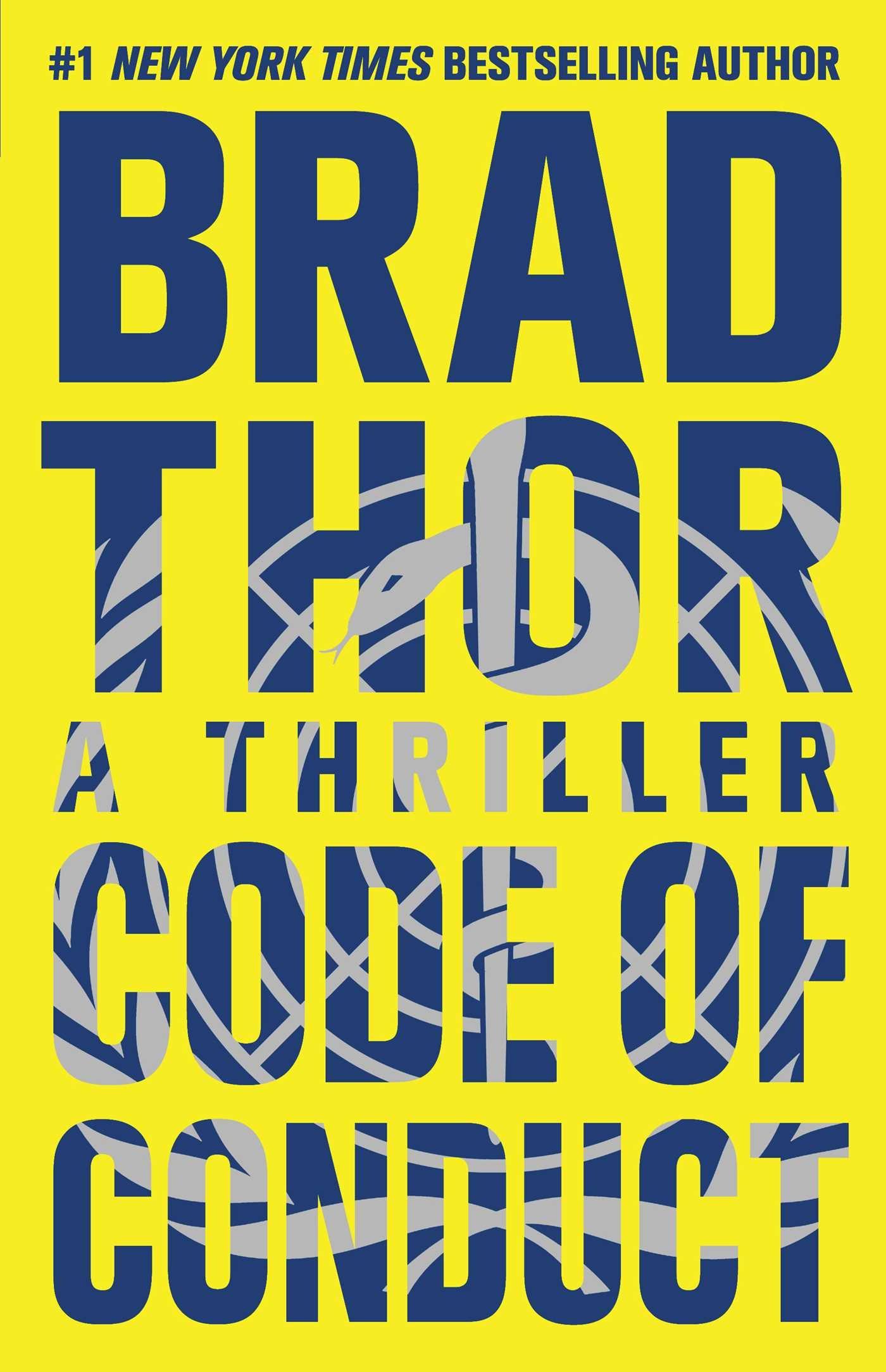 brad thor novels in order