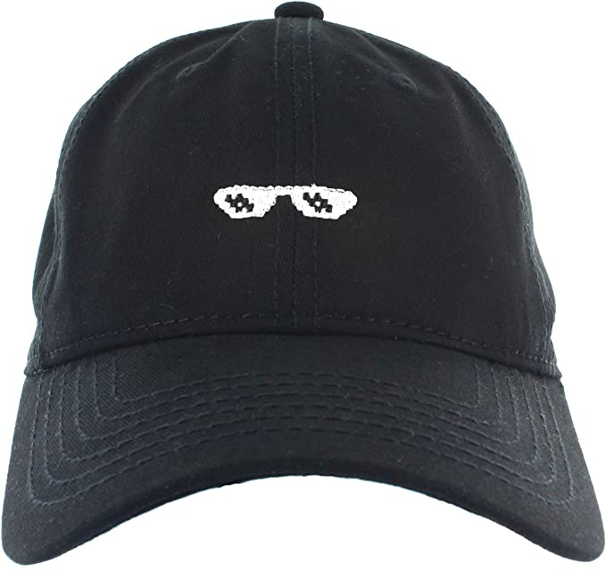 Thug Life Dad Hat Embroidered at Amazon Men s Clothing store  850125f7795