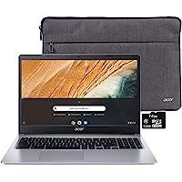 "2021 Acer Chromebook 315 Laptop Computer 15.6"" HD Display Intel Celeron N4000 Processor(Up to 2.6GHz) 4GB RAM 32GB eMMC…"