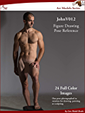 Art Models JohnV012: Figure Drawing Pose Reference (Art Models Poses)