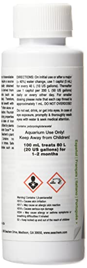 Amazon.com : Flourish Excel, 100 mL / 3.4 fl. oz. : Aquarium Treatments : Pet Supplies