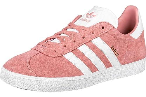 adidas Gazelle J, Zapatillas de Gimnasia Unisex Niños: Amazon.es: Zapatos y complementos
