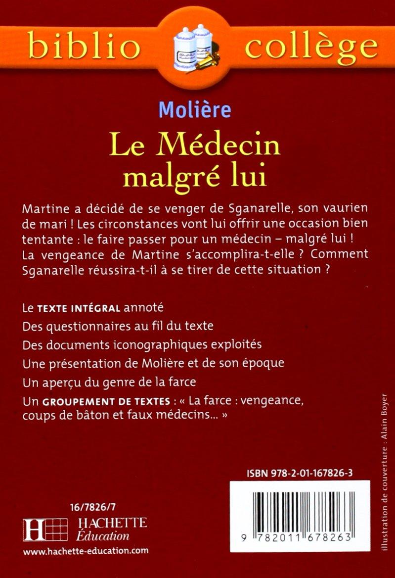 Medecin Malgre Lui Pdf