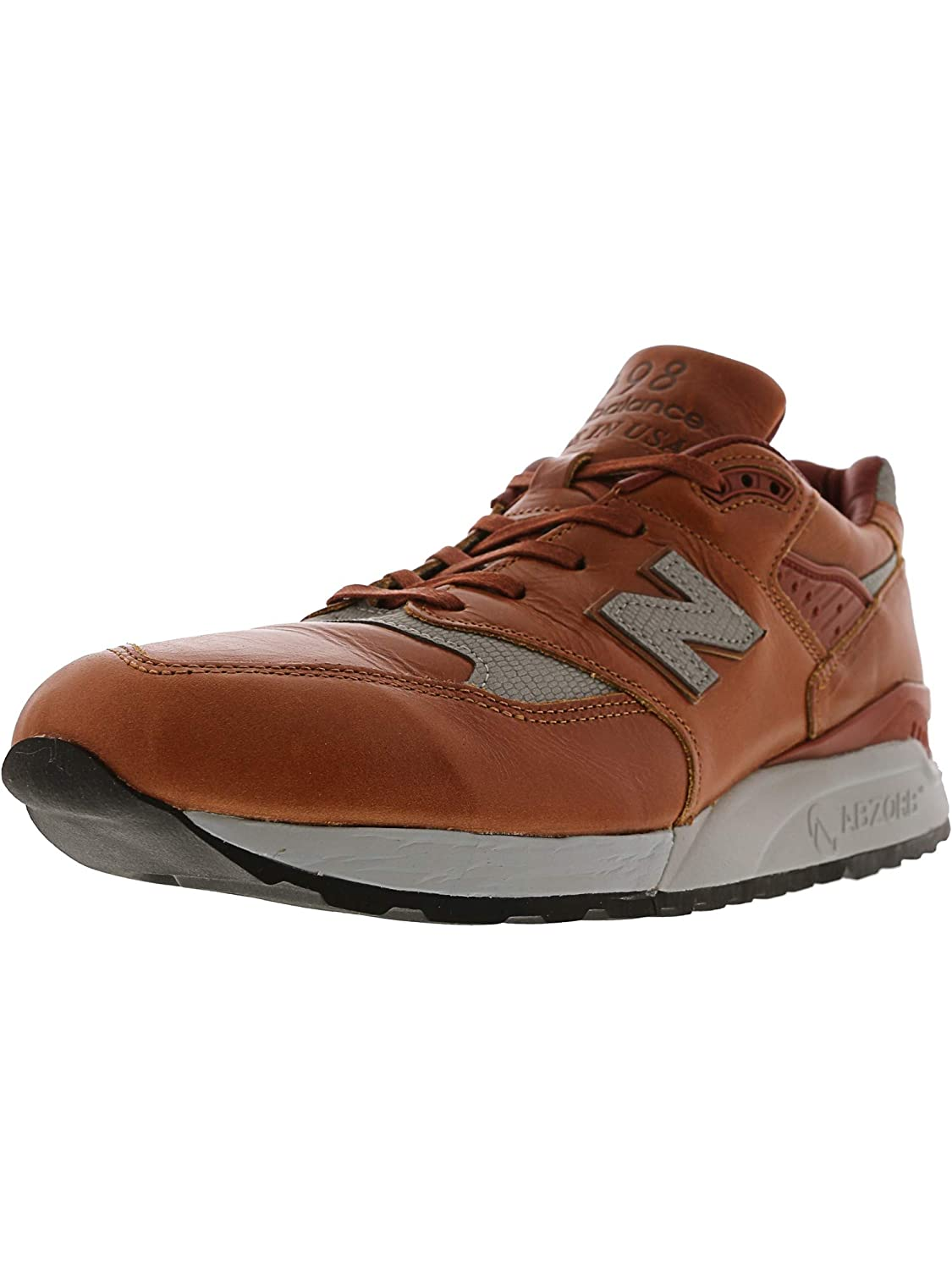 the best attitude 30c10 efe9d Amazon.com | New Balance 998 Made in USA Real Leather ...