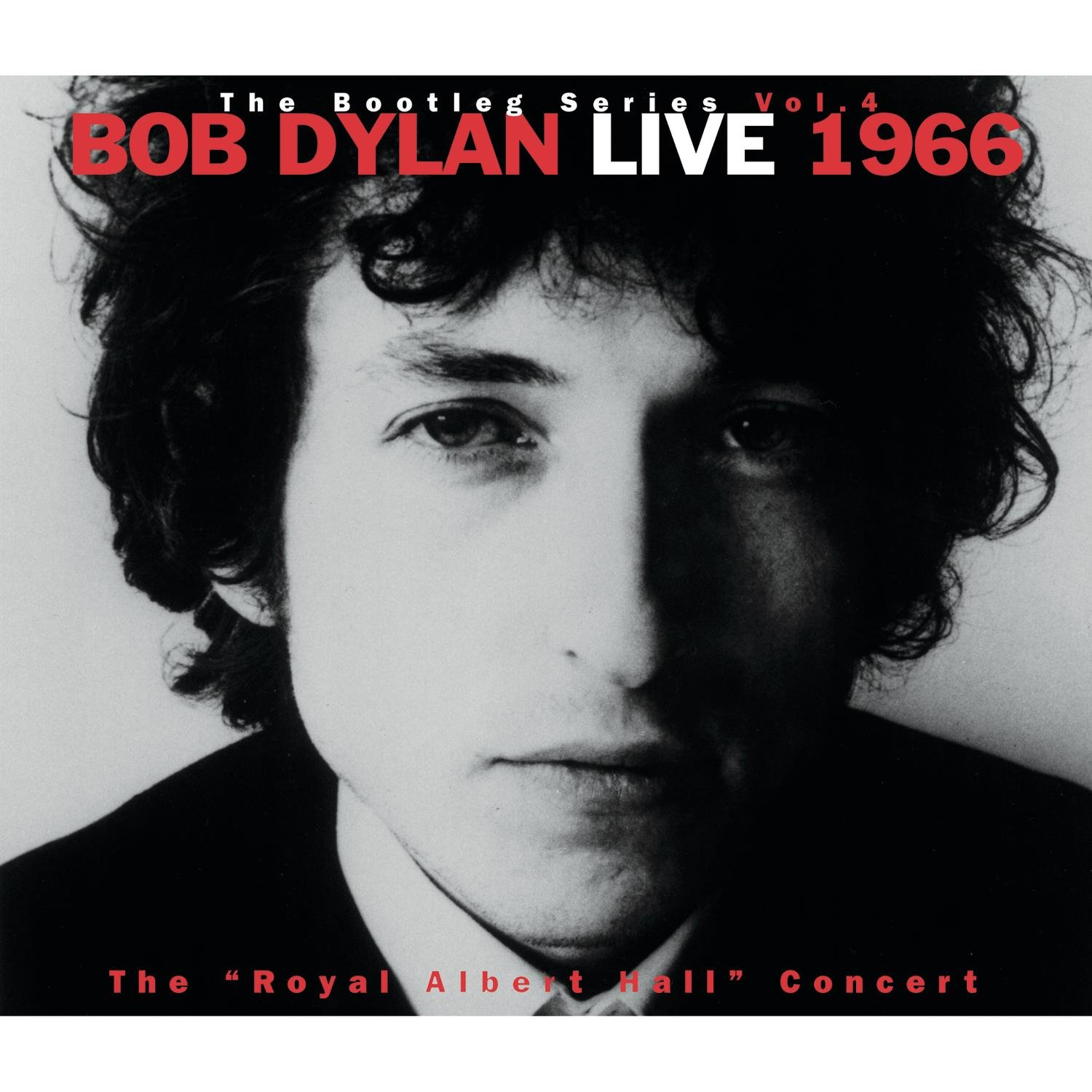 The Bootleg Series, Vol. 4: Bob Dylan Live, 1966: The ''Royal Albert Hall Concert'' by Columbia/Legacy
