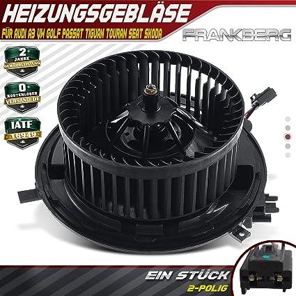 Motor de ventilador de calefacción delantero para A3 Leon Octavia ...