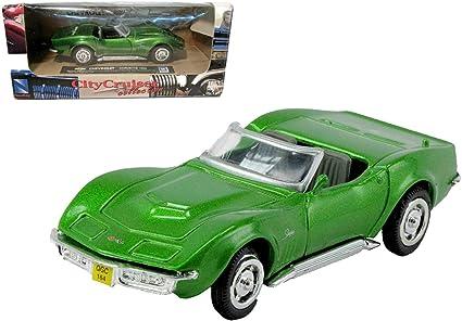 Amazoncom 1969 Chevrolet Corvette Newray City Cruiser