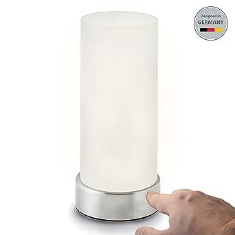 B K Licht Lampe De Chevet Intensite Variable 3 Niveaux De