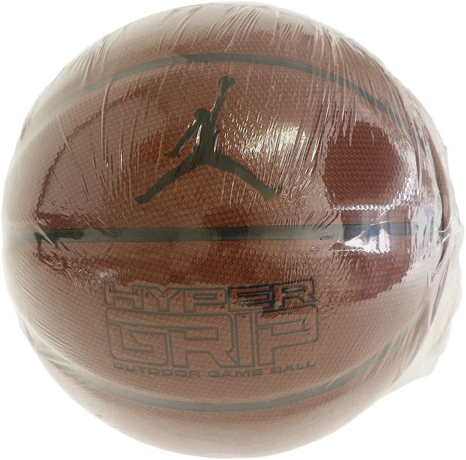 Jordan Hyper Grip 4P - Pelota Baloncesto Unisex Adulto, 7: Amazon ...