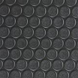 Rubber Cal Coin-Grip Flooring and Rolling Mat