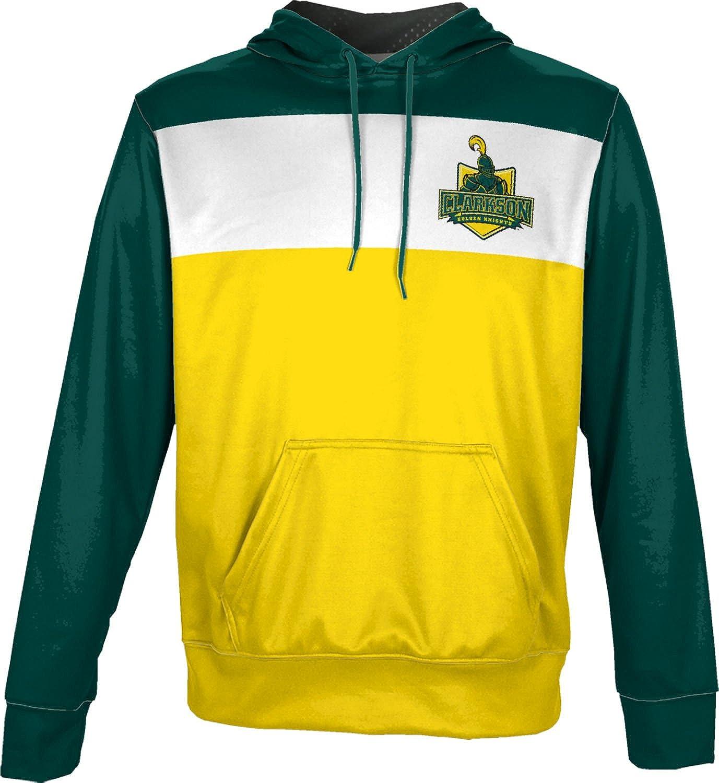 Old School ProSphere Clarkson University Mens Pullover Hoodie School Spirit Sweatshirt