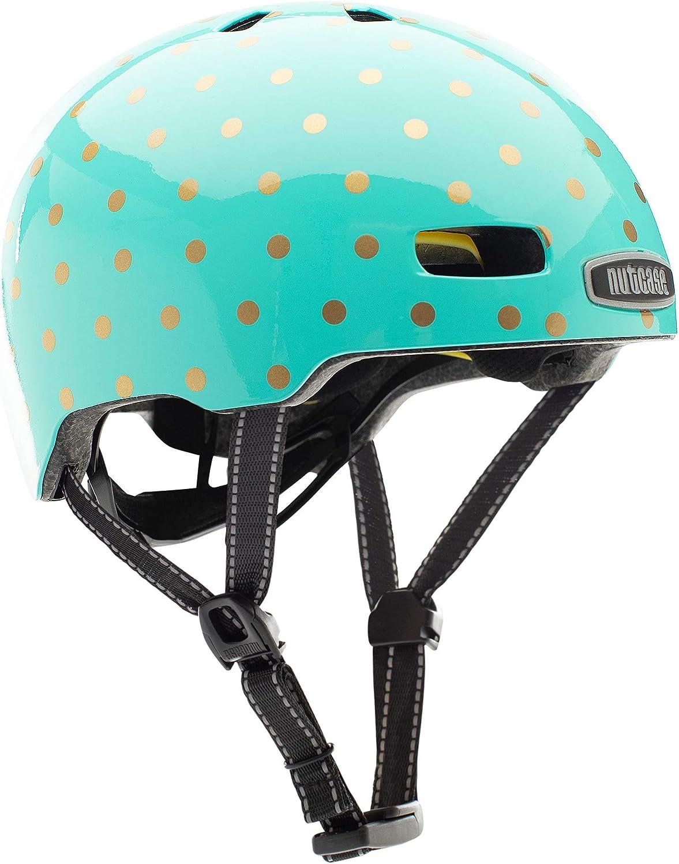 Mehrfarbig Unisex S Nutcase Little Nutty-Sock Hop Helm