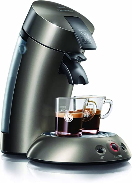 Philips HD7813/62 Sistema de monodosis de café (Titanio): Amazon ...