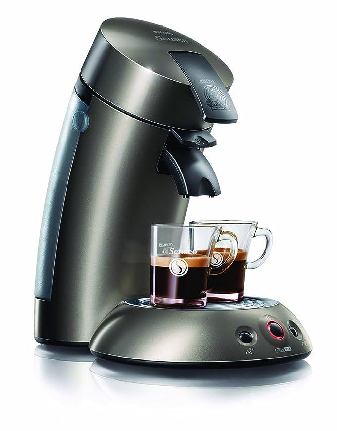 Philips HD7813/62 - Senseo titanium, una taza de café recién ...
