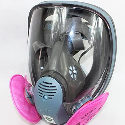 Festive & Party Supplies Party Masks Sjl Full Facepiece Respirator Painting Spraying Mask For 6800 Gas Mask