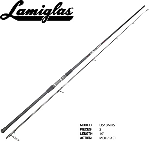 Lamiglas – Insane Surf Fishing Rod