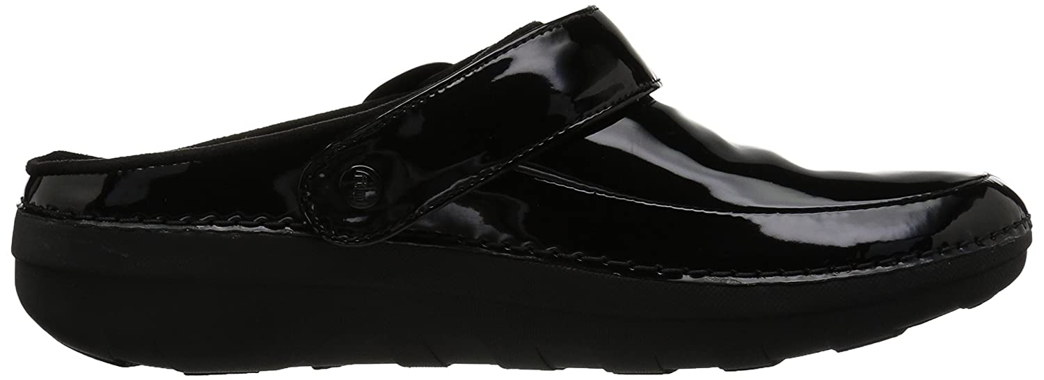 Gogh Pro Superlight-Patent, Zuecos para Mujer, Negro (Black 001), 37 EU FitFlop