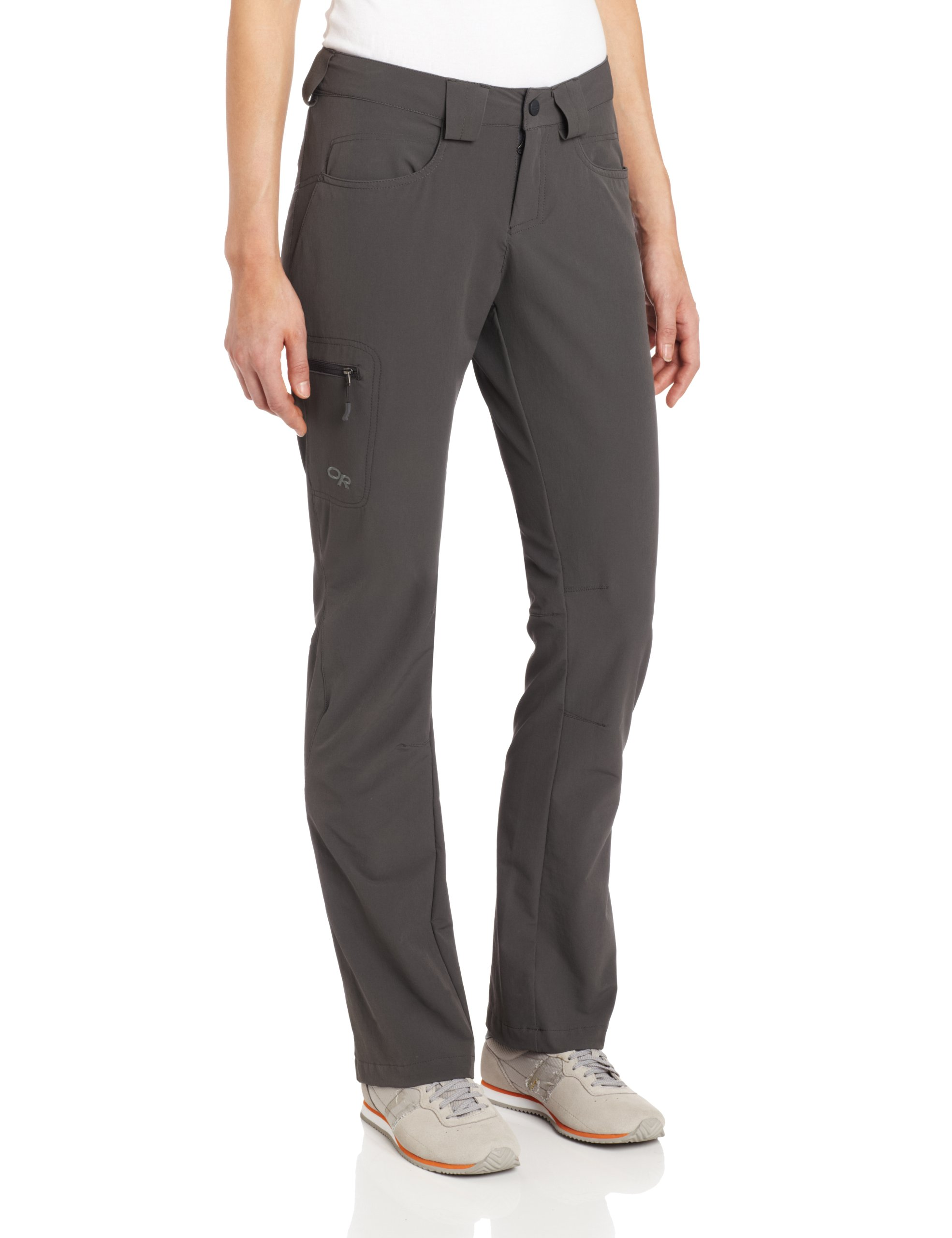 Outdoor Research Women's Voodoo Pant, Charcoal, 2 by Outdoor Research