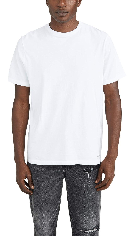 FRAME Mens Short Sleeve Perfect Tee Shirt