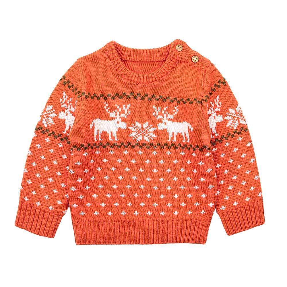 d562e78b2 POLP Niño Regalo Navidad Bebe Pijama Rojo Navidad Bebe Disfraz Ropa  Invierno Bebe niña Unisex Manga