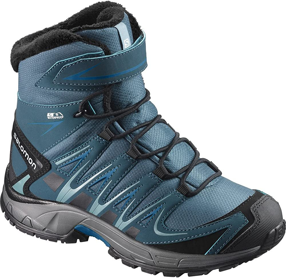 SALOMON XA Pro 3D Winter TS CSWP K, Chaussures de Randonnée