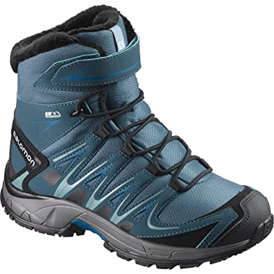 0153d599 Amazon.com | Salomon Kids' XA Pro 3D Winter TS CSWP Shoes ...