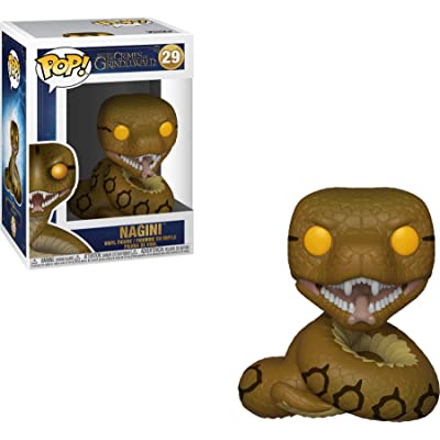 Funko 36150 Pop! Movies: Fantastic BeastsNagini, Multicolor: Toys & Games