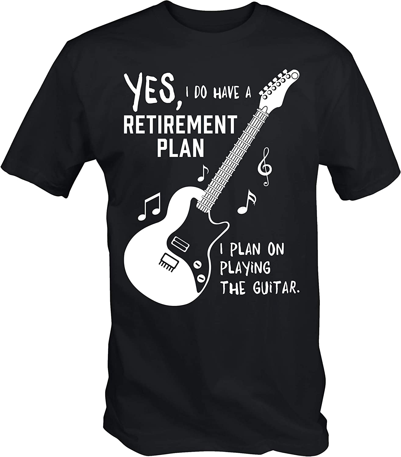 6TN My Guitarra ES MY Jubilación Plan de Camiseta: Amazon.es: Ropa ...
