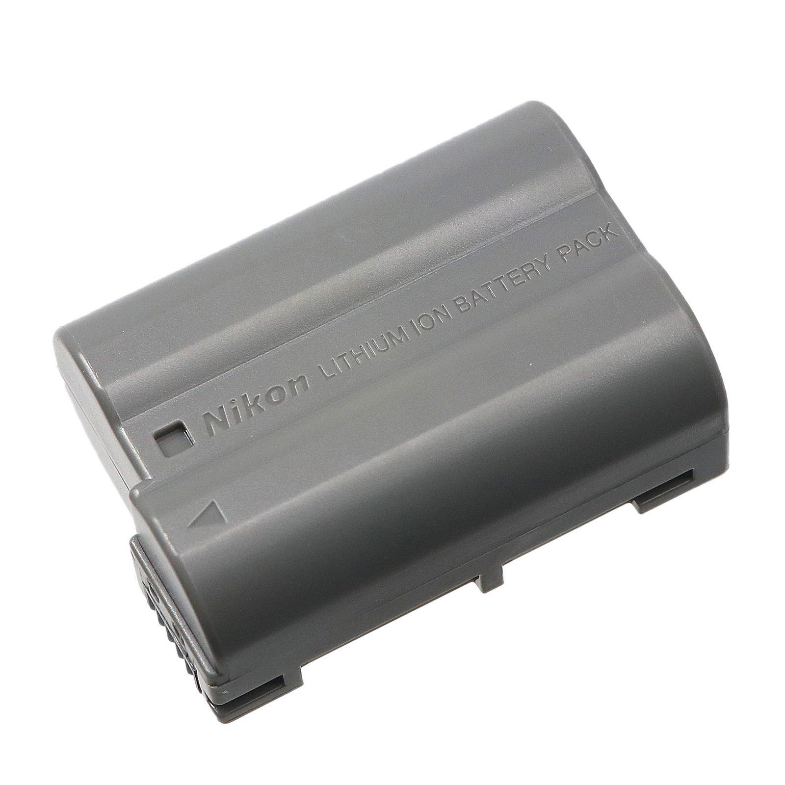 NEW EN-EL15 EN-EL15a EL15 Battery Rechargeable for Nikon D850 D600 D610 D750 D7100 D7200 D800 D810 V1 D500 cameras