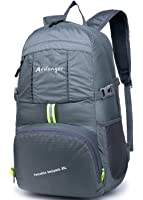 Aidonger Unisex 35L Lightweight Packable Durable Travel Hiking Backpack Daypack