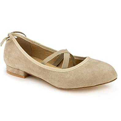 0c0a279a4c3 RF ROOM OF FASHION Mary Jane Ballet Flats - Stylish and Comfortable  Ballerina Style Flat Shoes