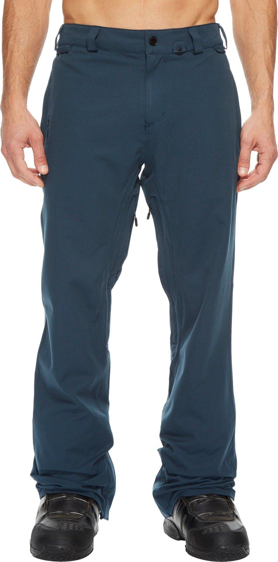 Volcom Snow  Men's Freakin Snow Chino Pants Snow Vintage Navy X-Small