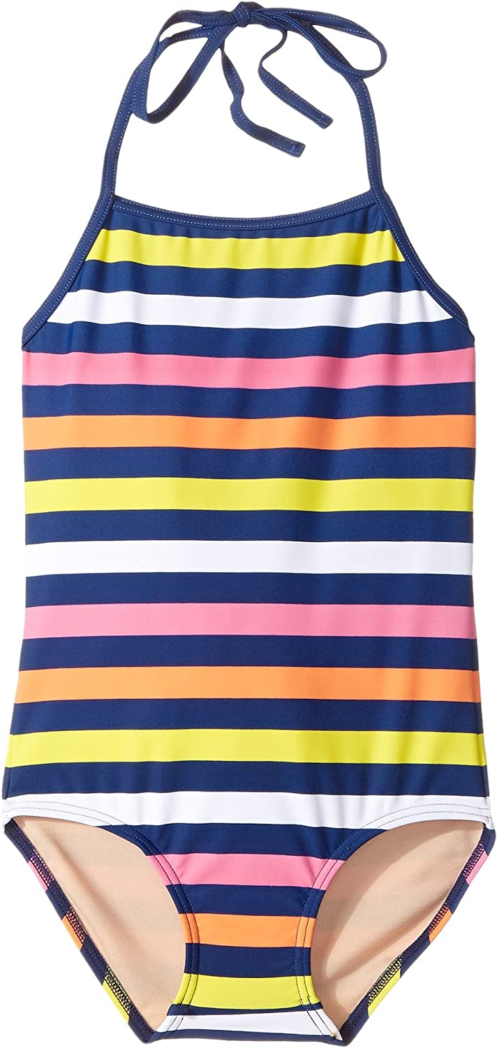 Toobydoo Womens Santa Monica Stripe One-Piece Infant//Toddler//Little Kids//Big Kids