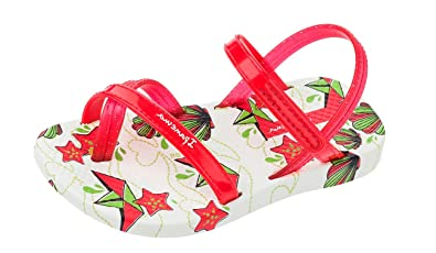 Ipanema Baby Fashion Kitty 21 Plastic Buckle Sandal Bright Pink