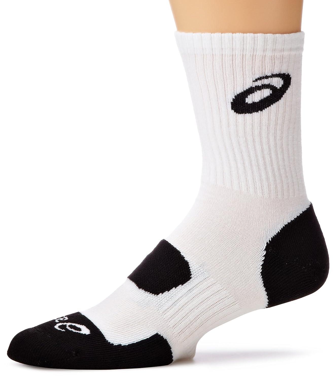 f0032d346b57 Amazon.com  ASICS Team Performance Crew Sock  Sports   Outdoors