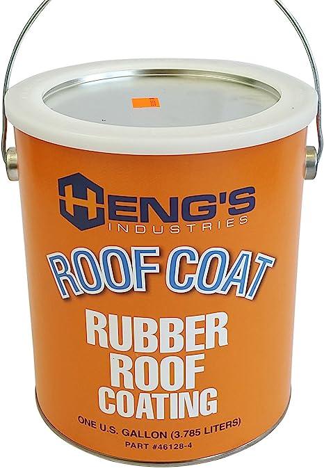 Heng's RV Roof Coating