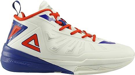 Peak Milos teodosic Hombre Zapatillas de baloncesto, 41: Amazon ...