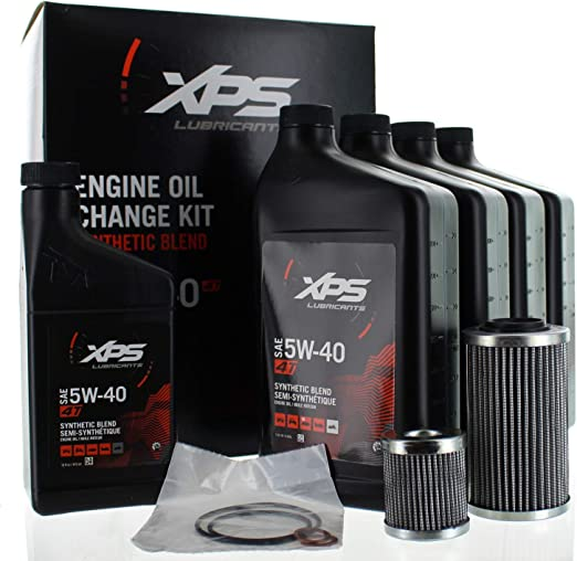 BRP Can-Am Spyder Electric Shift Oil Change Filter Kit SE5 RT RS GS RSS NEW!