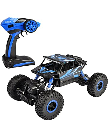 Amazon Com Toy Rc Vehicles Batteries Toys Games Toy Rc