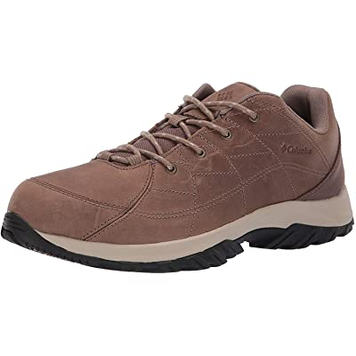 Columbia Men's Crestwood Venture Hiking Shoe, Breathable, High-Traction Grip   Hiking Shoes