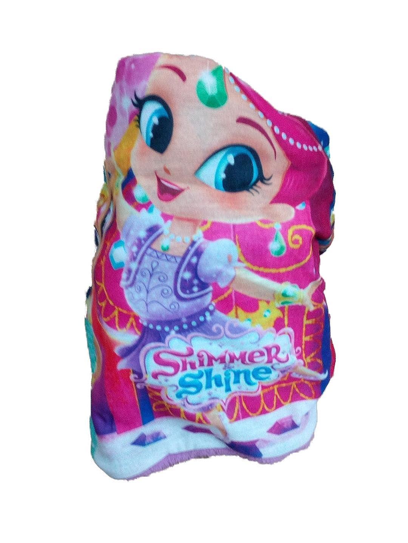 Suncity Shimmer& Shine 2017, Bufanda para Niñas, Rosa (Pink), One Size (Tamaño del fabricante:m) HQ9065