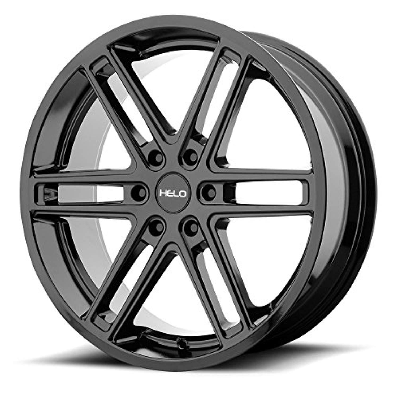 Helo HE908 20x9 6x139.7 +30mm Gloss Black Wheel Rim