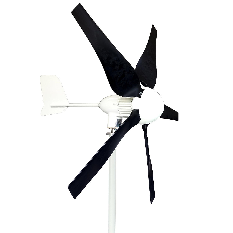 amazon com tumo int 400w 5 blades wind turbine generator kit