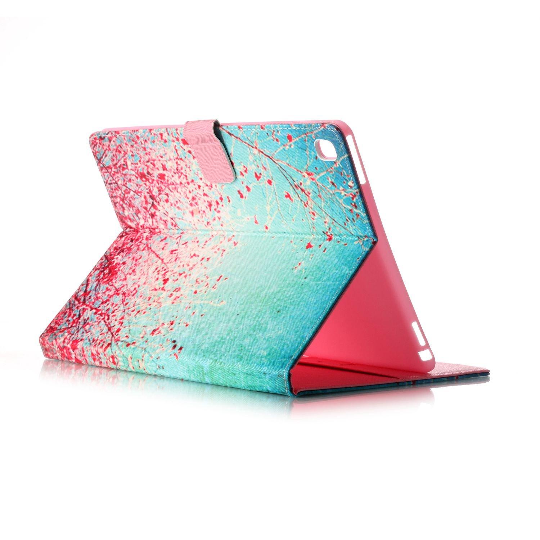 Dooki iPad Pro 9,7/carcasa Supporter Flip Piel Sint/ética Funda protectora Funda Carcasa tipo cartera para Apple iPad Pro 9.7/con cr/édito Tarjeta tenant hendidura