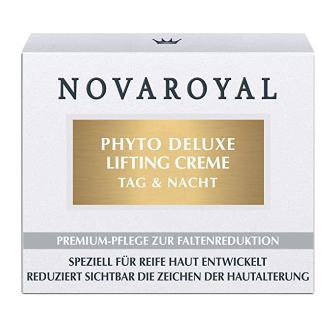 novaroyal Phyto Deluxe Lifting Crema Día & Noche 50 ml + beauty regalo ultras timul Comunicaciones dispositivo: Amazon.es: Belleza
