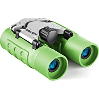 Binoculars for Kids Best 3-12 Years Boys Girls 8x21 High-Resolution Real Optics Mini Compact Binocular Toys Shockproof…